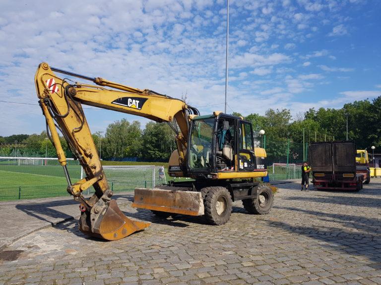 budowa obiektów sportowych